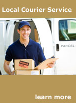 Local Courier Service - Houston